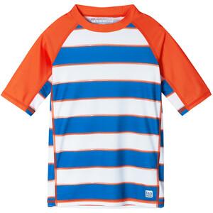 Reima Uiva Schwimm-Shirt Kinder blau blau