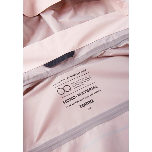 Reima Voyager Reimatec Jacke Jungen soft pink