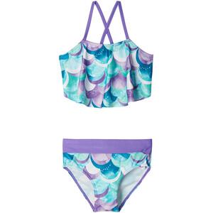 Reima Aallokko Bikini 3 Set Girls blå blå