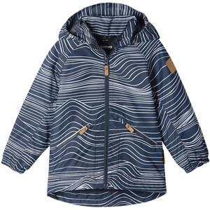 Reima Finbo reimatec jakke Gutter Blå Blå