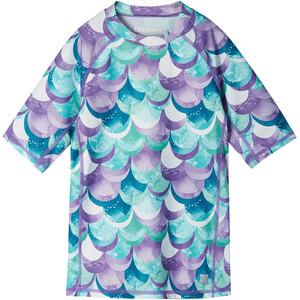 Reima Joonia Swim Shirt Girls flerfärgad flerfärgad