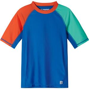 Reima Uiva svømme skjorte Barn Blå Blå