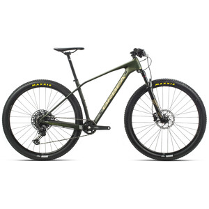 """Orbea Alma M30 29"""" 2. Wahl green/gold green/gold"""
