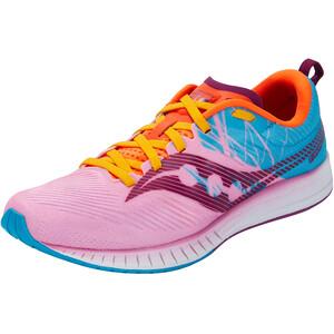 saucony Fastwitch 9 Schuhe Damen pink/türkis pink/türkis