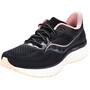 saucony Hurricane 23 Shoes Women, black/rosewater