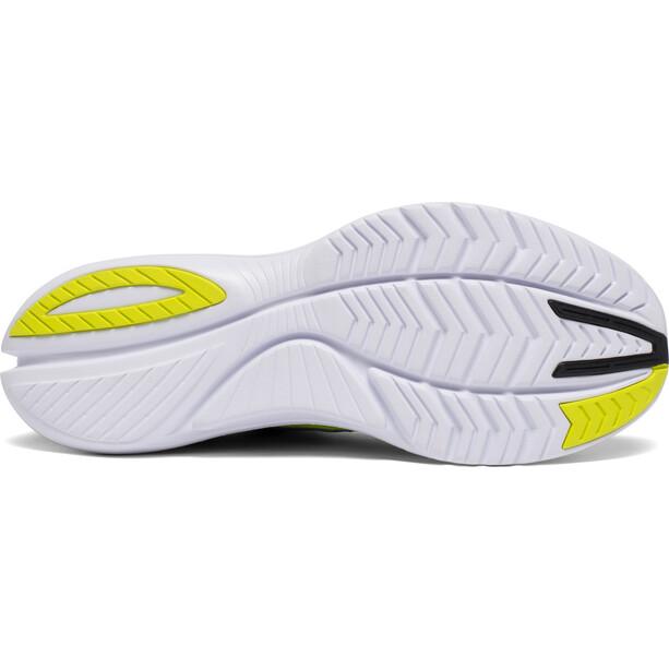 saucony Kinvara 12 Shoes Men, blue/citrus