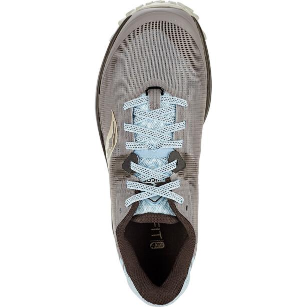 saucony Peregrine 11 Shoes Women, gris