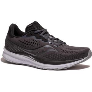 saucony Ride 14 Schuhe Herren schwarz schwarz
