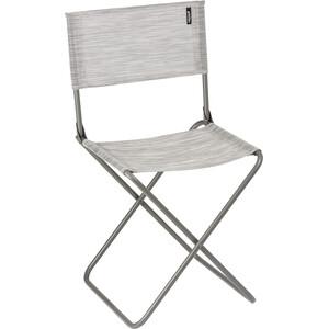 Lafuma Mobilier CB Chaise basse Texplast, gris gris