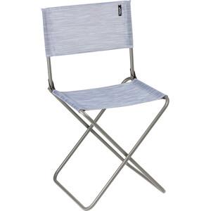 Lafuma Mobilier CNO Chaise de camping Texplast, gris gris