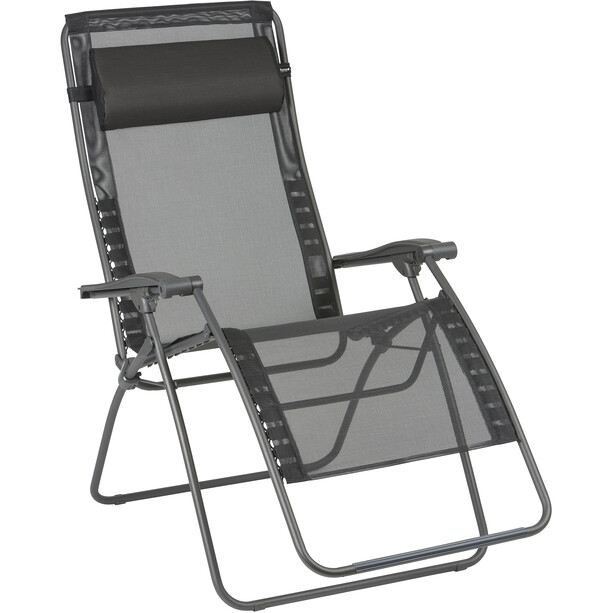Lafuma Mobilier RSXA Clip XL Relax-Stuhl Batyline black edition