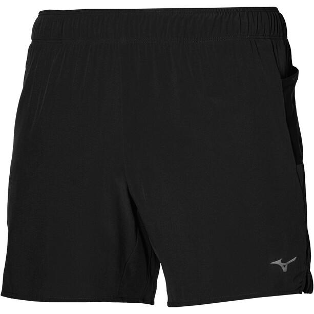 Mizuno Alpha 5.5 Shorts Herren schwarz