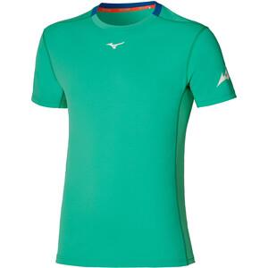 Mizuno Alpha Sun Protect T-Shirt Herren grün grün