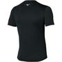 Mizuno Core RB T-Shirt Herren black