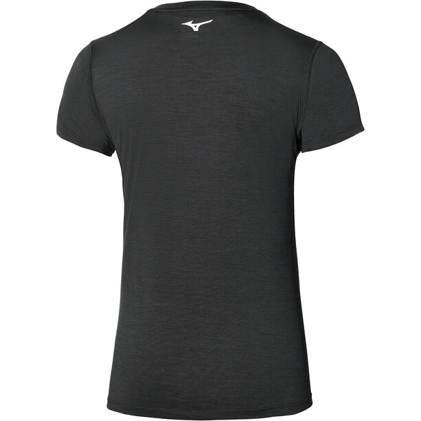 Mizuno Impulse Core T-Shirt Damen black