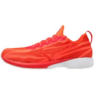 Mizuno Wave Aero 19 Shoes, rouge rouge