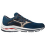 Mizuno Wave Inspire 17 Shoes Men, india ink/platinum gold/ignition red
