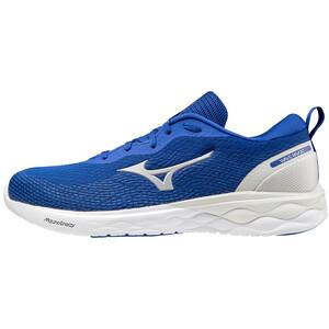 Mizuno Wave Revolt Schuhe Herren blau/weiß blau/weiß