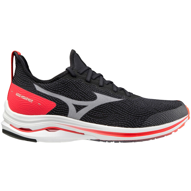 Mizuno Wave Rider Neo Schuhe Damen schwarz/rot