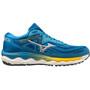 Mizuno Wave Sky 4 Schuhe Herren scuba blue/silver/mykonos blue