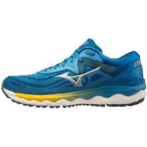 Mizuno Wave Sky 4 Schuhe Herren blau blau