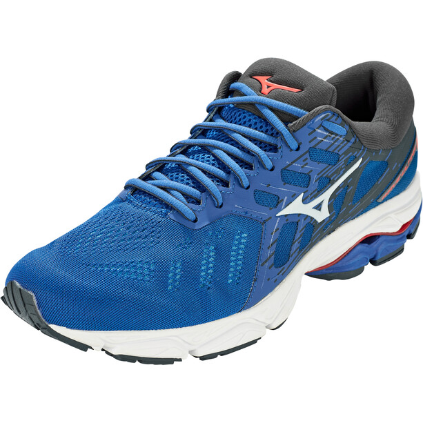 Mizuno Wave Ultima 12 Schuhe Herren mykonos blue/wan blue/india ink