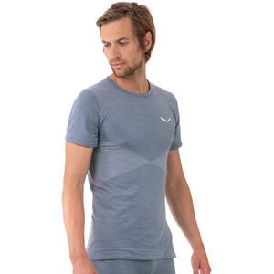 SALEWA Zebru Responsive Kurzarm T-Shirt Herren flint stone flint stone