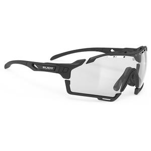 Rudy Project Cutline Brille schwarz schwarz