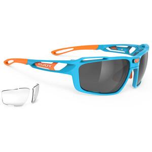 Rudy Project Sintryx Aurinkolasit, sininen/oranssi sininen/oranssi