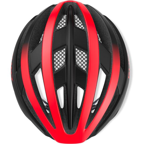 Rudy Project Venger Road Helm schwarz/rot