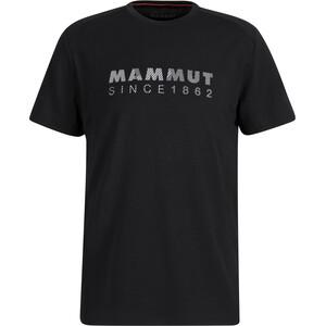 Mammut Trovat T-Shirt Herren schwarz schwarz