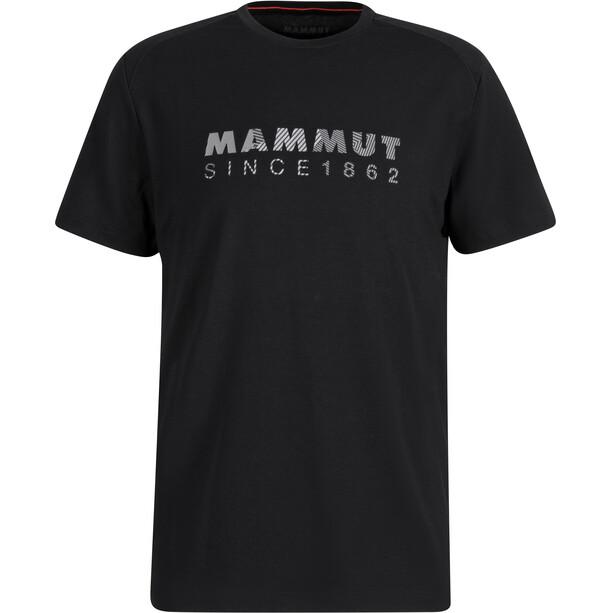 Mammut Trovat T-Shirt Herren schwarz