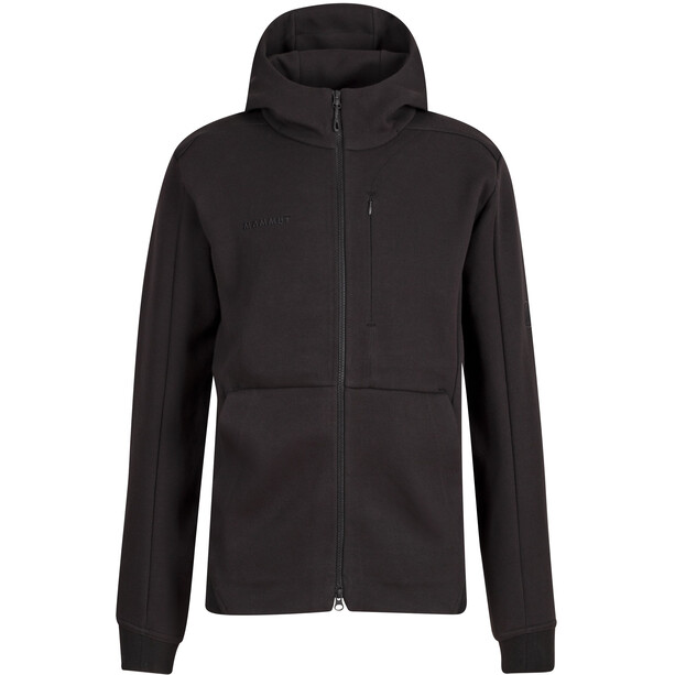 Mammut Dyno ML Hooded Jacket Men, musta