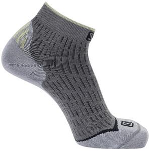 Salomon Ultra Knöchelhohe Socken grau grau