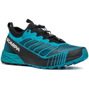 Scarpa Ribelle Run Shoes Men, Turquesa/negro Turquesa/negro