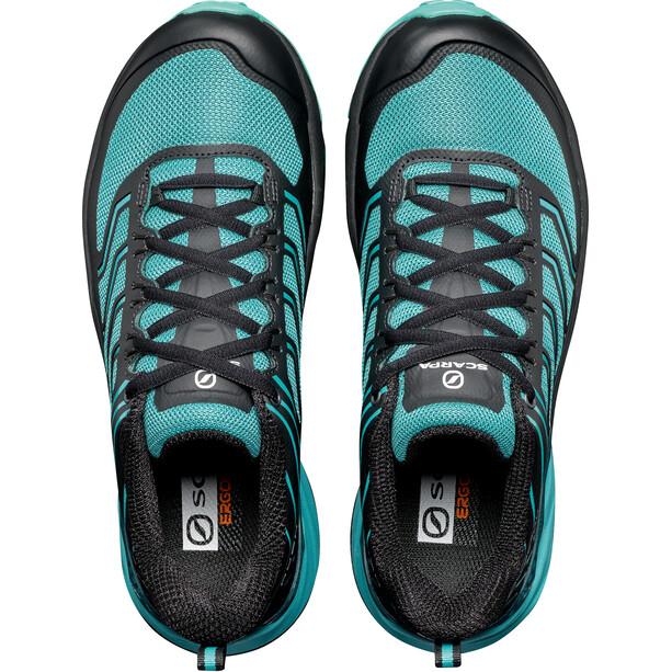 Scarpa Rush Schuhe Damen petrol/schwarz
