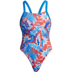 Funkita Plus Brace Free Swimsuit Women, Multicolor Multicolor