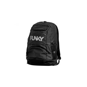 Funky Trunks Premium Dry Backpack Men, negro negro