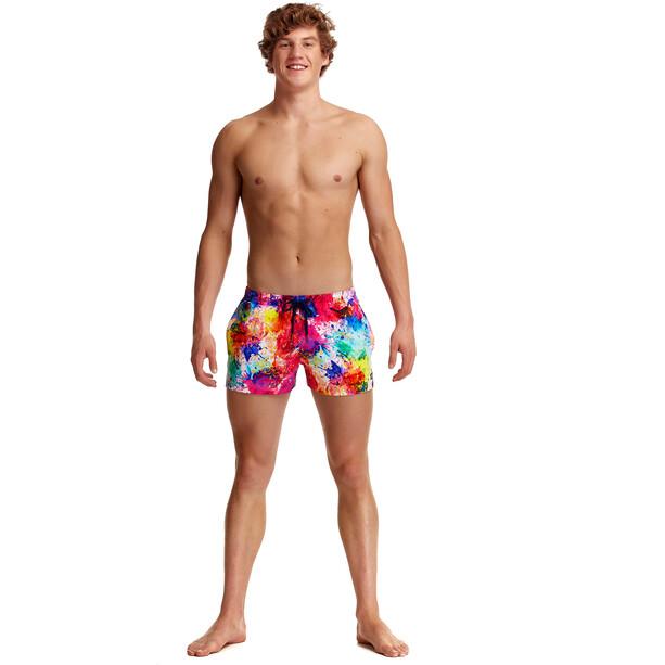 Funky Trunks Shorty Shorts Herren bunt