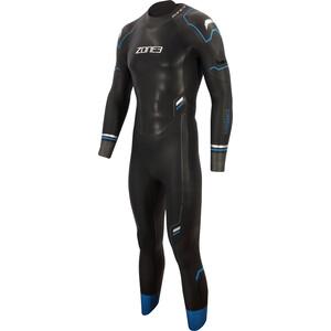 Zone3 Advance Wetsuit Men black/blue/gun metal black/blue/gun metal