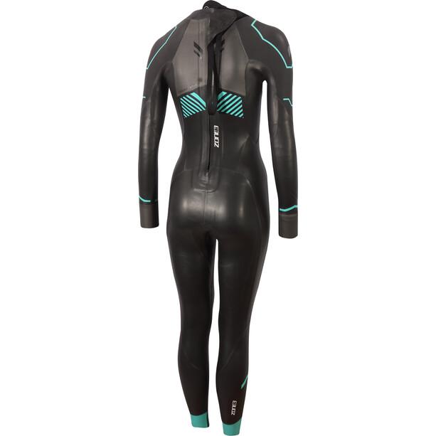 Zone3 Advance Wetsuit Damen schwarz