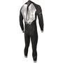 Zone3 Agile Wetsuit Men, black/silver/gun metal
