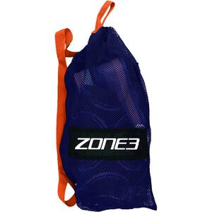Zone3 Mesh Training Bag Small, bleu/orange bleu/orange