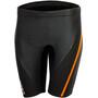 Zone3 Swim Run Shorts schwarz