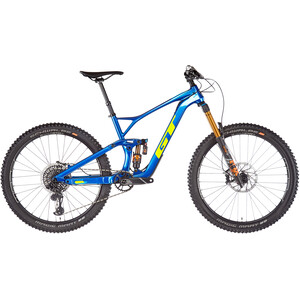 "GT Bicycles Force Carbon Pro 27.5"" 2. Wahl gloss team blue gloss team blue"