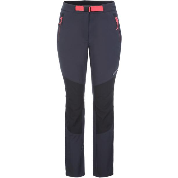 Icepeak Belleair Trousers Women, punainen/musta