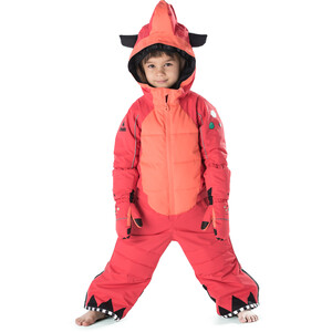 WeeDo Lilido Monsterlili Snowsuit Girls, pink pink
