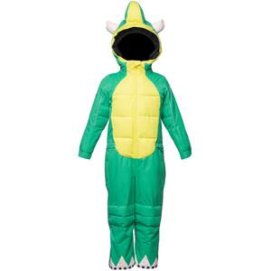 WeeDo Mondo Monster Schneeanzug Kinder grün grün