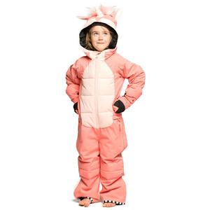 WeeDo Unido Unicorn Schneeanzug Mädchen pink pink