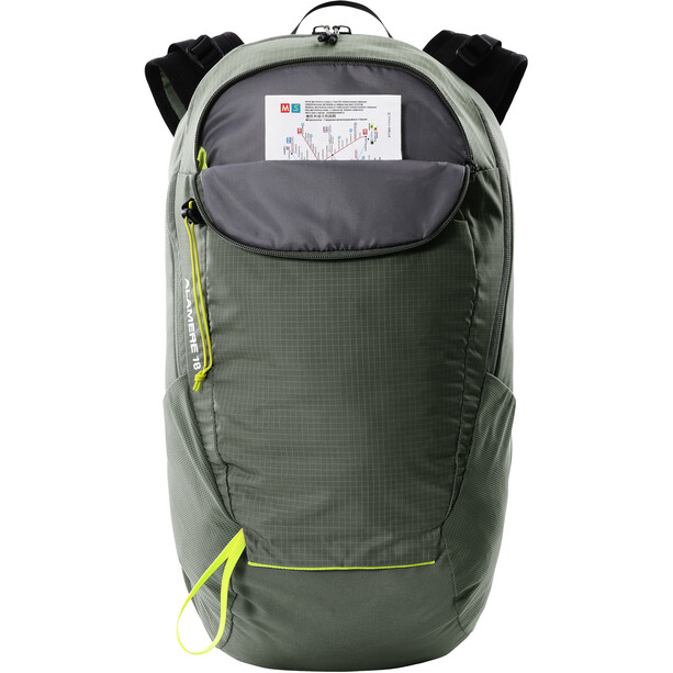 The North Face Alamere 18 Rucksack agave green/sulphur spring green